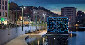 the cube darsena