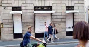 Marchesi apre in via Monte Napoleone sotto la guida di Prada
