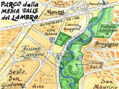 Un parco extralarge sul corso del Lambro: 300 ettari solo a Milano